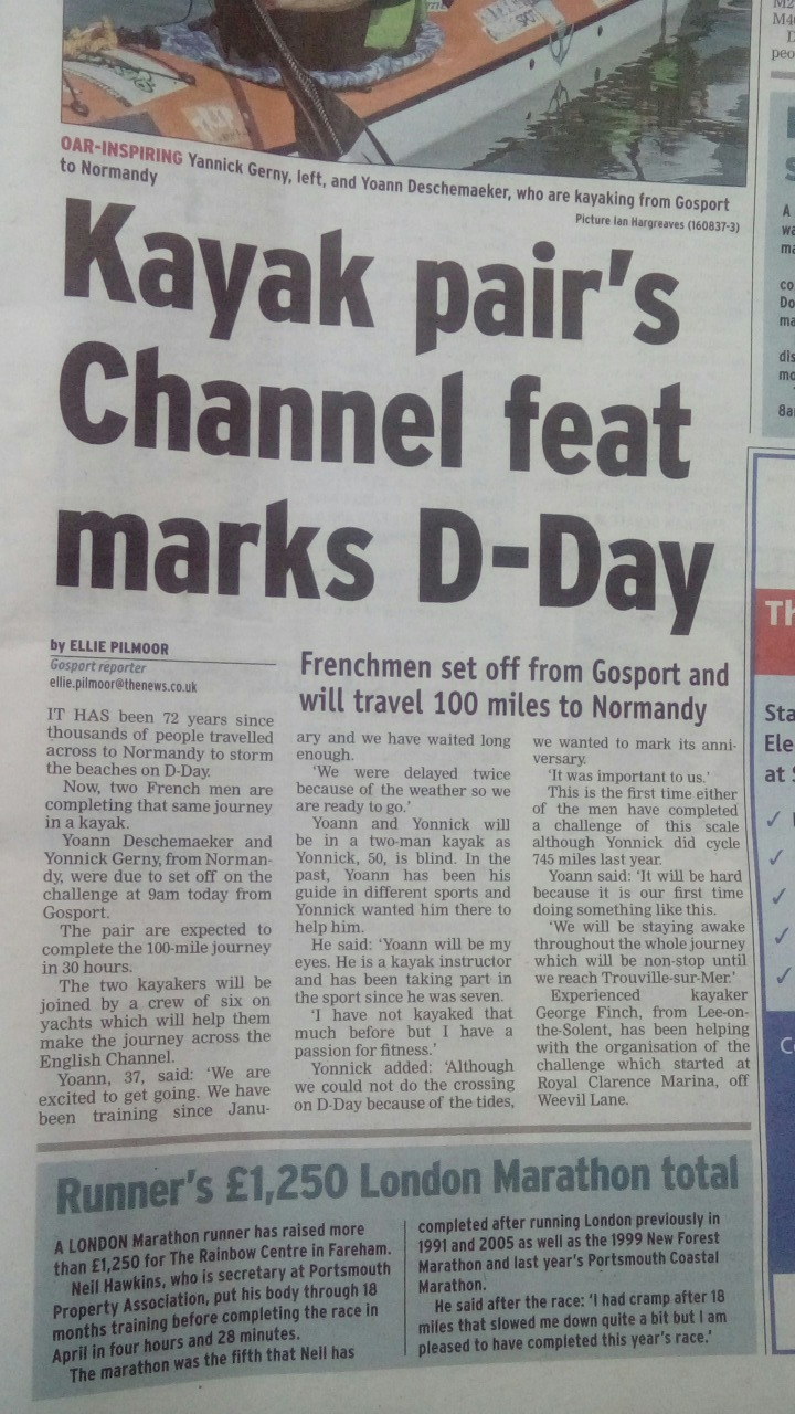article the news gosport